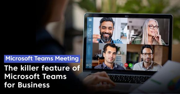 Microsoft Teams Meeting Feature